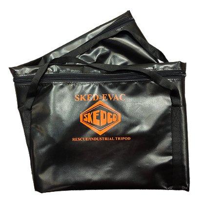 CMC: SKED-EVAC Industrial Tripod Carry Bag