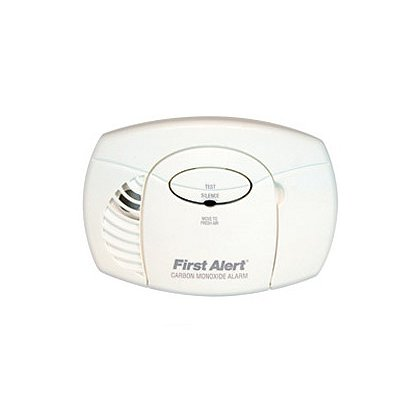 First Alert: Battery Operated Carbon Monoxide Detector