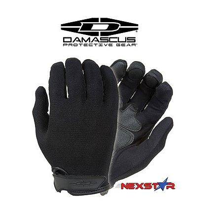 Damascus Nexstar I, Lightweight Duty Gloves, Black