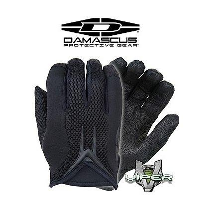 Damascus: Viper Duty Gloves, Black