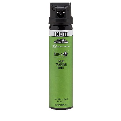 Defense Technology: First Defense Inert MK-4 Cone OC Aerosol