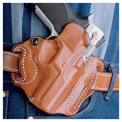 DeSantis: Style 02 Speed Holster, with Belt Slot