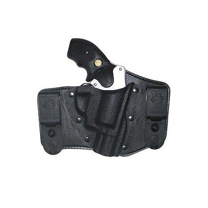 DeSantis: Intruder Belt Holster, Style 105, Black Kydex
