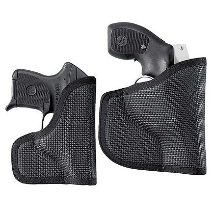 DeSantis Style N38 The Nemisis Inside-Pocket Holster, Black, Ambidextrous
