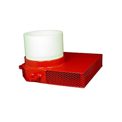Kochek Dry Hydrant Low Level PVC Strainer