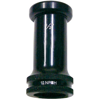 Dixon Aluminum Tip For Ball Shut Off Nozzle, 1-1/2