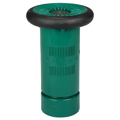 Dixon Constant Flow Green Nozzle With Bumper, 3/4