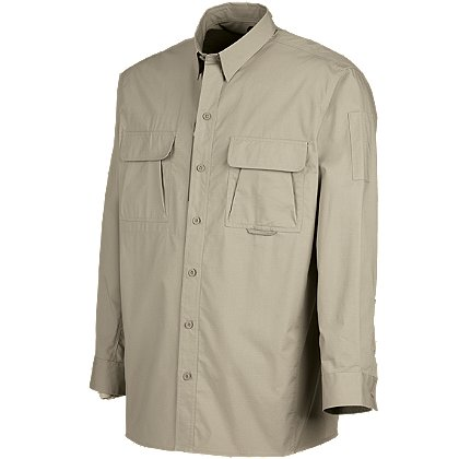 Dickies Long Sleeve Ripstop Tactical Shirt