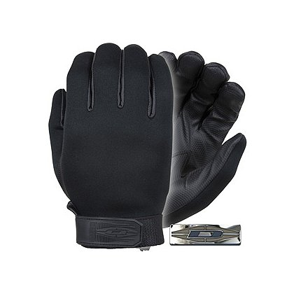 Damascus Stealth X Neoprene Shooting/Search Gloves, Black
