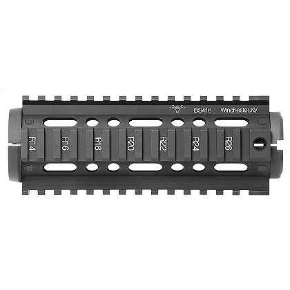 DoubleStar 2 Piece 4 Rail Handguard, Car Length