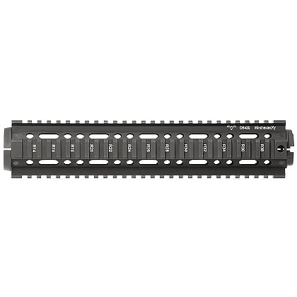 DoubleStar: 2 Piece 4 Rail Handguard, Rifle Length