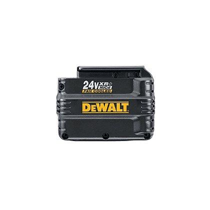 Dewalt: 24V XR+ Pack FAN COOLED Extended Run-Time Battery