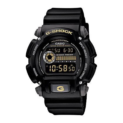Casio: G Shock Digital 200M WR Watch