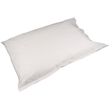 Dynarex 2 Ply White Pillow Cases, 21 x 30