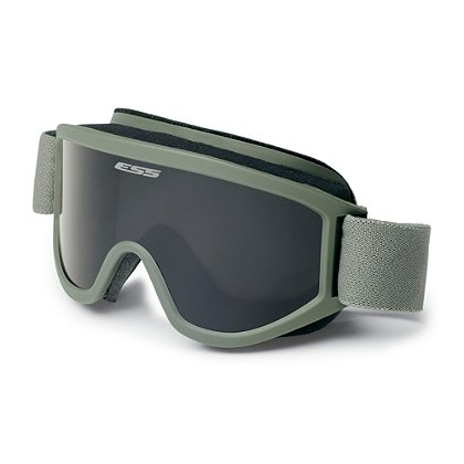 ESS Foliage Green Military Land Operations Goggle with SpeedSleeve