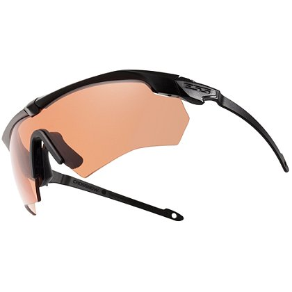 ESS: CROSSBOW SUPRESSOR Eyeshields for Use With Ear Cup Hearing Protection