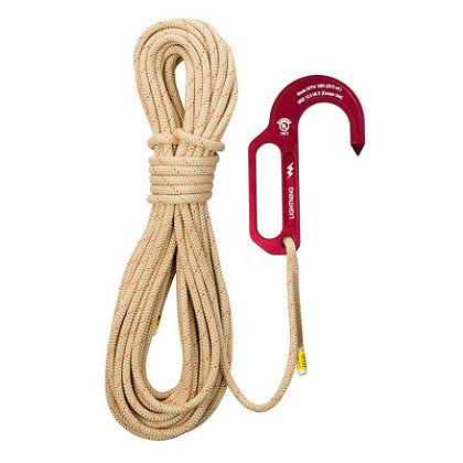 Sterling SafeTech 50' Rope with Lightning Hook