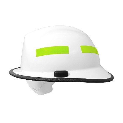 Pacific F6 Fiberglass Fire Helmet