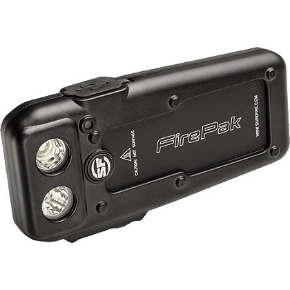 Surefire: FirePak Smartphone Illuminator & Charger 1500 Lumens, Rechargeable, USB Micro Charge