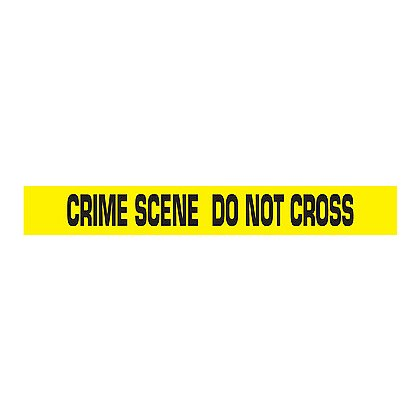 Forensic Source Crime Scene Barrier Tape