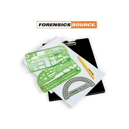 Forensic Source Basic Traffic Sketching Kit