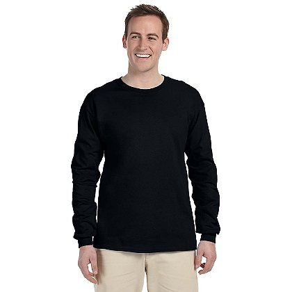 Gildan: Heavyweight Cotton Long-Sleeve T-Shirt