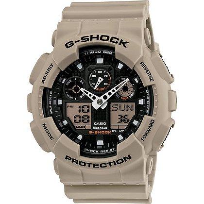Casio: G-Shock Military Sand Series
