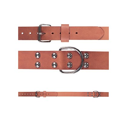 Gould & Goodrich Duty Leather Restraining Belt