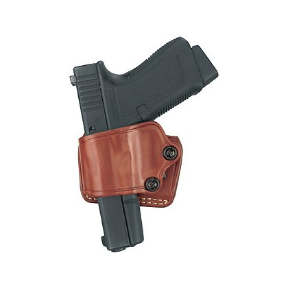 Gould & Goodrich GoldLine 801 Yaqui Slide Holster, Black