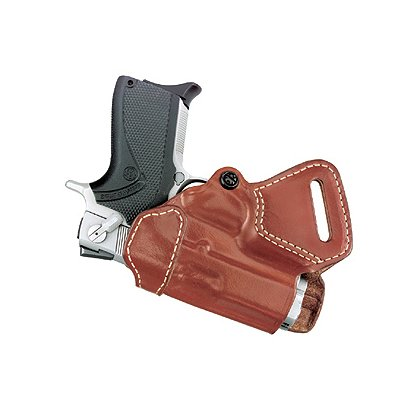 Gould & Goodrich GoldLine 806 Small-of-Back Holster, Brown