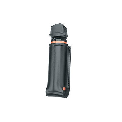 Gould & Goodrich Duty Leather: Open Top Aerosol Holder