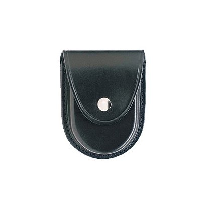 Gould & Goodrich Duty Leather Round Bottom Handcuff Case