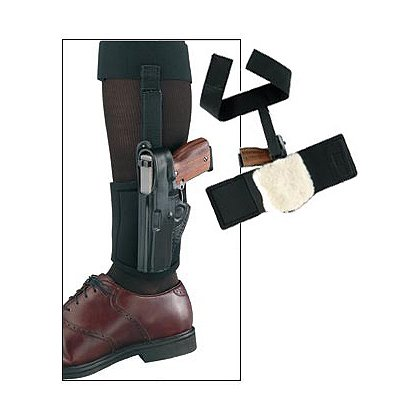 Gould & Goodrich GoldLine: 816 Leather Ankle Holster, Black