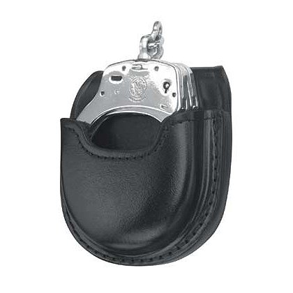 Gould & Goodrich Duty Leather Open Handcuff Case