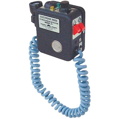 Grace Industries: Model C Gas Detector for Arson Investigation, Non-Calibrated