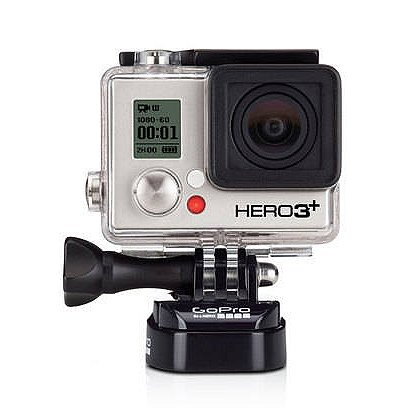 GoPro: Tripod Mount Includes Quick Release Tripod Mount