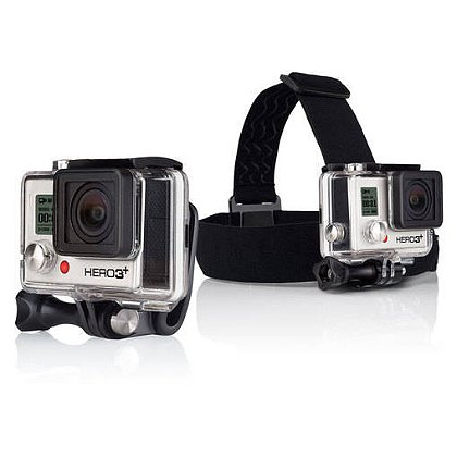 GoPro: Head Strap Mount & QuickClip