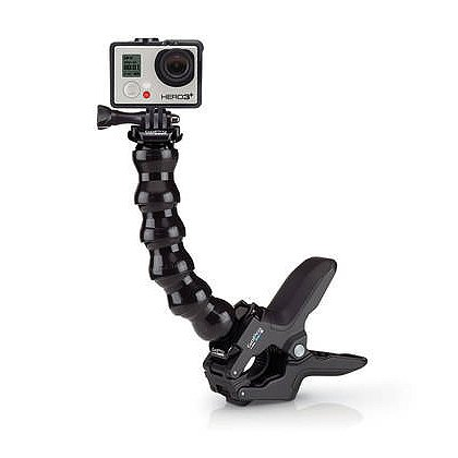 GoPro: Jaws Flex Clamp Mount