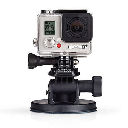 GoPro: Suction Cup Mount