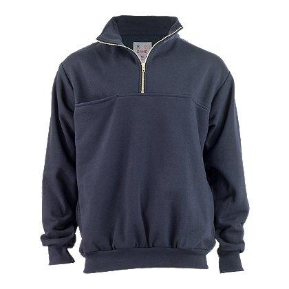 Game Sportswear: 870-T The Firefighter's Zip JobShirt