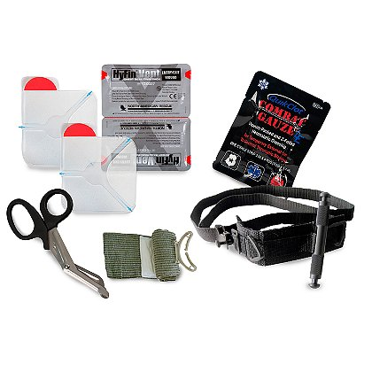 GideonTactical: Gunshot Trauma Aid Kit (GTAK) -Intermediate
