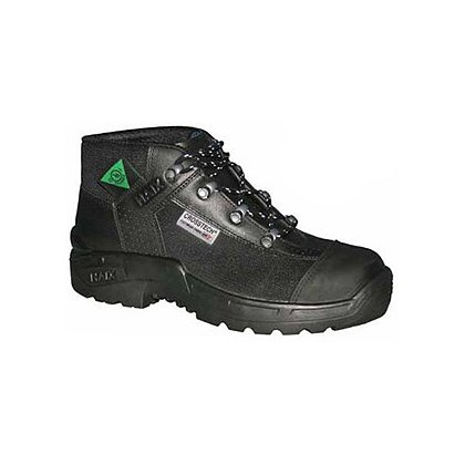 "Haix Airpower R7, 4"" Boot with CROSSTECH, Black, NFPA"