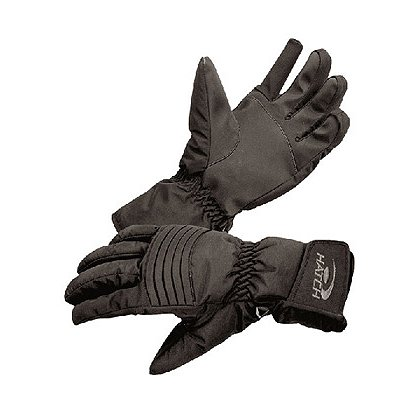Hatch: Arctic Patrol Gloves, Black