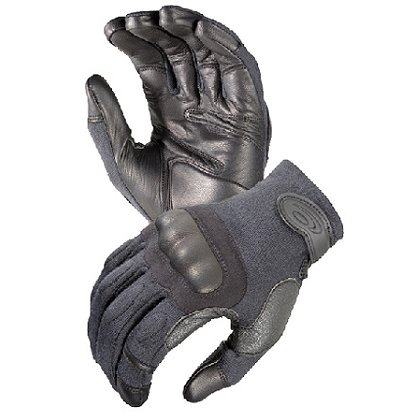 Hatch: SOG-HK300 Operator HK, Tactical Hard Knuckle Gloves, Black