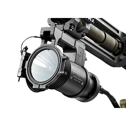 Surefire Hellfighter 4 HID Searchlight/Weaponlight 1K-3K Lumens
