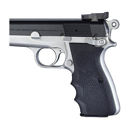 Hogue Browning Hi-Power Rubber grip