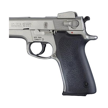 Hogue S&W 5900 Series Rubber Grip Panels