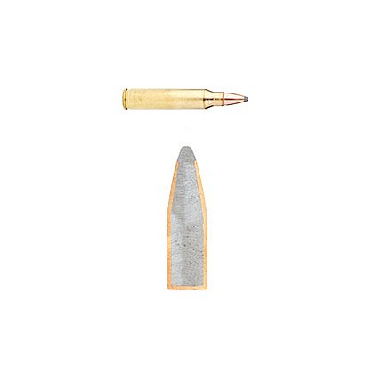 Hornady TAP Barrier .223 Remington 62 Grain Rifle, Box of 20