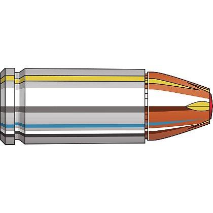 Hornady Critical Defense, 9mm Luger 100 gr FTX,  Box of 25