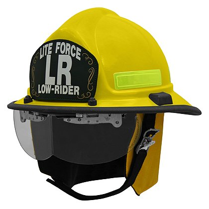 Morning Pride Modern Helmet EZ-Flips Eye Shields for Lite Force Plus, NFPA
